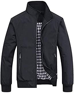Zip Up Jacket For Men