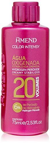 Água Oxigenada 20 volumes Amend - 75ml, Amend