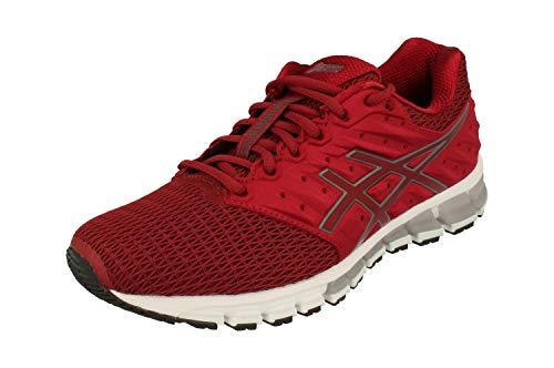Asics Gel-Quantum 180 2 T72tq-2626, Zapatillas de Entrenamiento Hombre, Rojo (Burgundy T72tq/2626), 44.5 EU