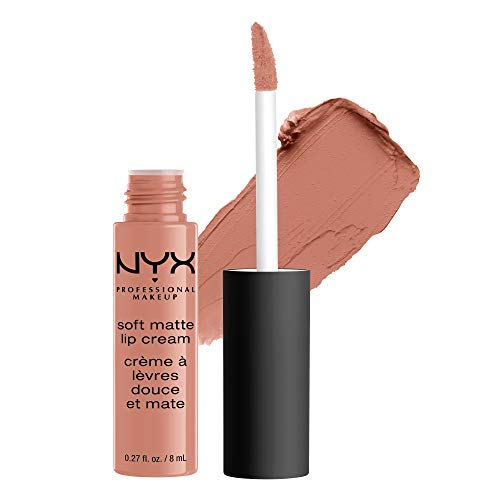 NYX Soft Matte Lip Cream - Stockholm 6.5g