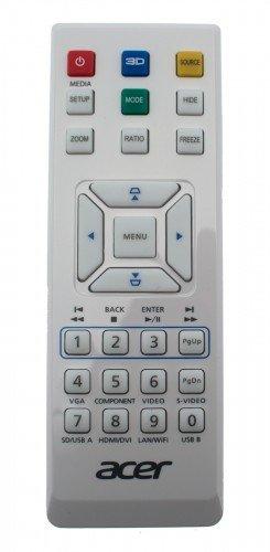 Acer Remote Control, MC.JK211.007