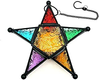 Best glass star hanging lantern Reviews