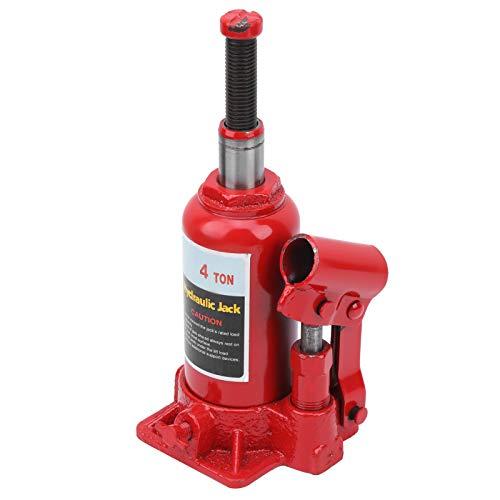 Gato hidráulico de Botella 4T, Gato de elevación 160-270mm para Coche, construcción y industriales