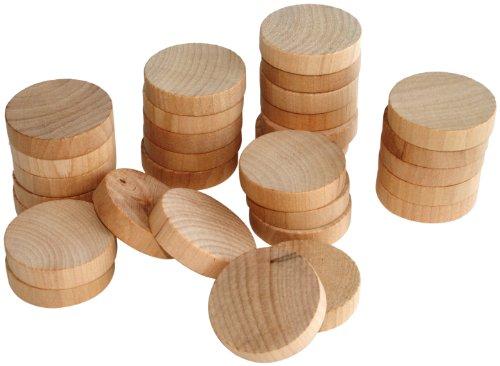 Weiblespiele 340654 - Spielsteine für Shuffleboard