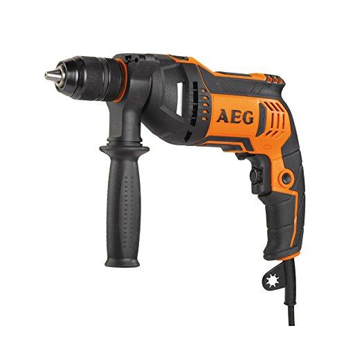 AEG 4935442830 Schlagbohrmaschine SBE 705 RE, 350 W