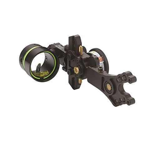 HHA Sports KP-XL5510 .010 KP Optimizer Lite King Pin XL 5510 Sight, Black