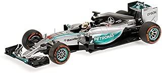 Mercedes AMG F1 W06 hybrid, No.44, Mercedes F1 team, Petronas, formula 1, GP Japan, 2015, Model Car, Ready-made, Minichamps 1:43