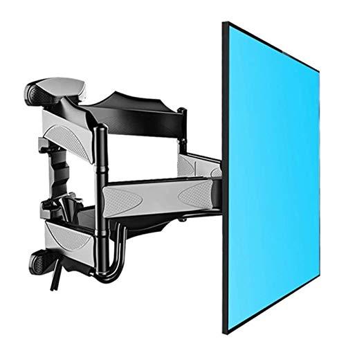 Kaidanwang Soporte de Pared para TV Soporte de Pared de TV, Soporte de Monitor Universal Giratorio de inclinación Ultra Delgada para 14-27 Pulgadas LCD LED HDTV Plasma 4K Smart TV, Solo Soporte