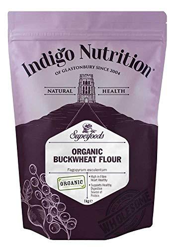 Indigo Herbs Bio Buchweizenmehl 1kg