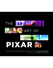 The Art of Pixar: Revised and Expanded Edition