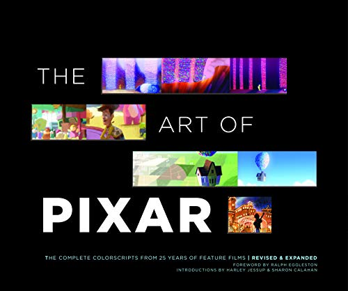Compare Textbook Prices for The Art of Pixar: The Complete Colorscripts from 25 Years of Feature Films Revised and Expanded Expanded, Revised Edition ISBN 9781452182780 by Pixar
