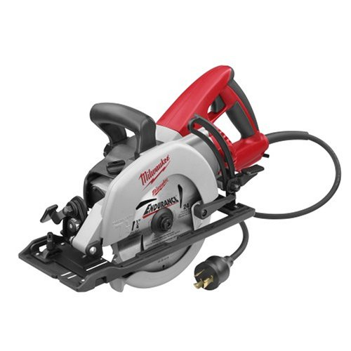 Worm Drv Circ Saw W/Twist Lock, 7-1/4 In