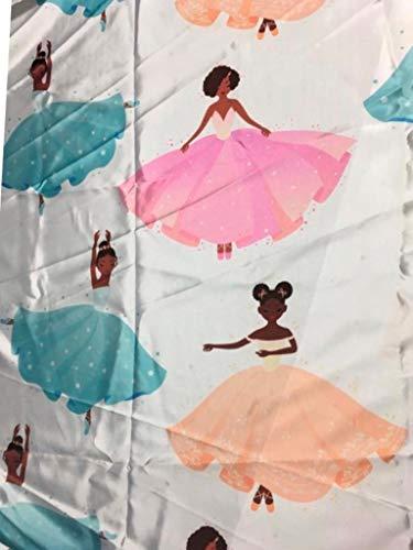 Satin Mini Crib Fitted Sheet for Baby to retain Hair Moisture Size (Mini Crib Sheet Size 24 x 38 inches) Smaller Than The Standard Crib Sheet