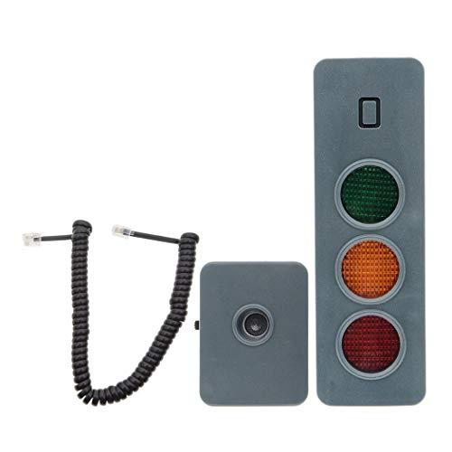Fansport Einparkhilfe Creative Intelligent Distance Stop Aid Einparkhilfe AutozubehöR