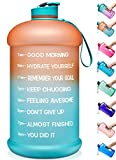 Best Gallon Water Bottles - Venture Pal Large 128oz Leakproof BPA Free Fitness Review