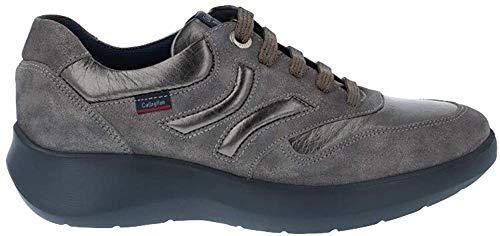 Callaghan 17004 BLUG Walker, Zapatos de Cordones para Mujer (38 EU, Piedra)