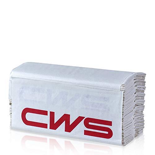 CWS - CWS 272300 Faltpapier Extra, hochweiss 2-lagig - 272300