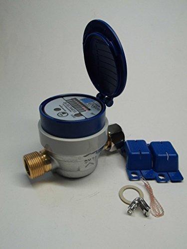 Deltamess Zapfhahnzähler für Kaltwasser Qn 1,5 frostsicher