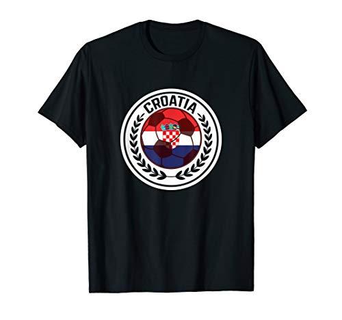 Croatia Soccer Jersey 2019 Croatian Football Team Fan Shirt