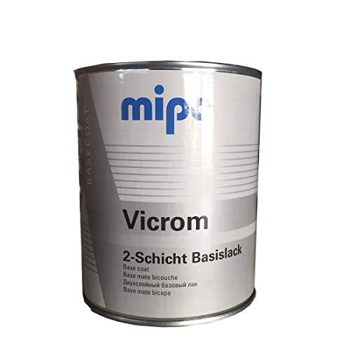 MIPA Vicrom Basecoat, 1Ltr. Chromelack, Felgenlack