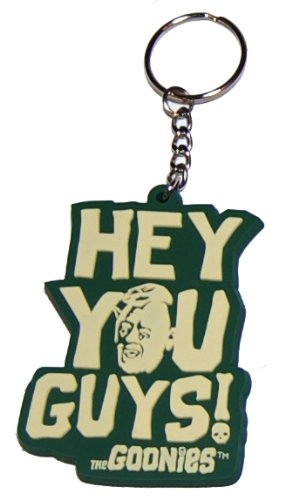 Goonies PVC Schlüsselanhänger Hey You Guys!