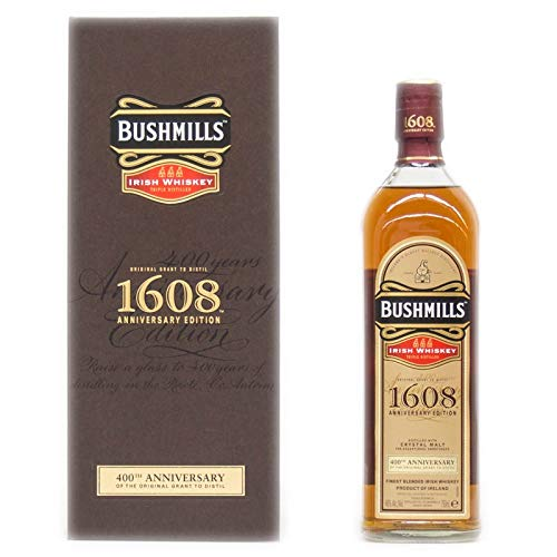 Bushmills 1608 400th Anniversary (1x 750ml)