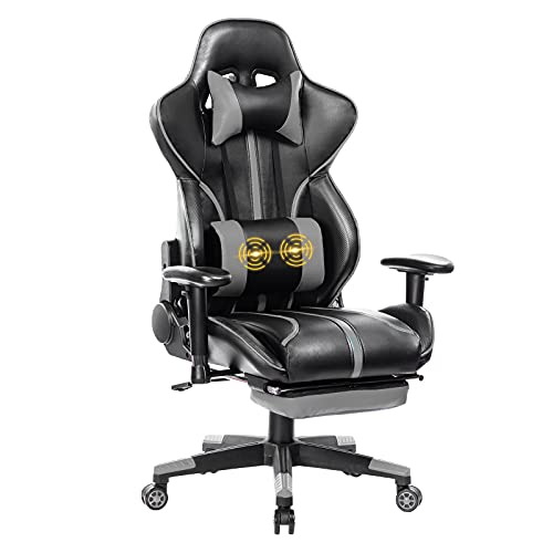 Blue Whale Gaming Chair PC Computer Game...