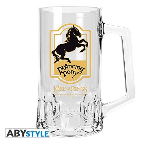 ABYstyle El Señor de los Anillos Jarra de Pony pisador