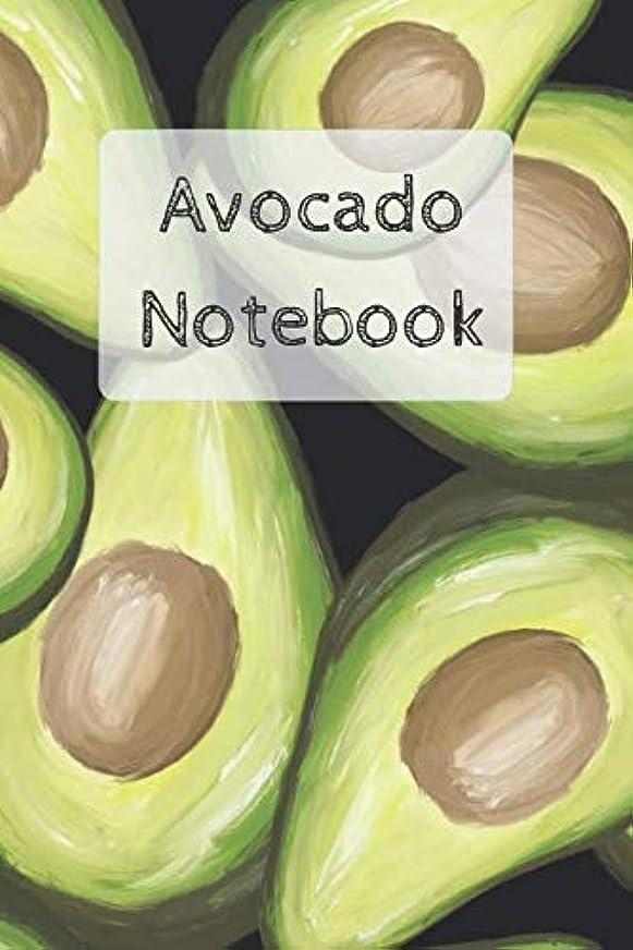 ペナルティ柔らかい足頭蓋骨Avocado Notebook: Squared Notebooks for Everybody, Sketch, Calculate, Drawing and Writing, (110 Pages, Squared, 6 x 9)(Fruity Notebooks)