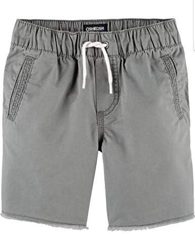 Kohl's Baby Max 80% OFF Free Shipping Cheap Bargain Gift Boys OshKosh Pull-On Hem Grey Raw Shorts