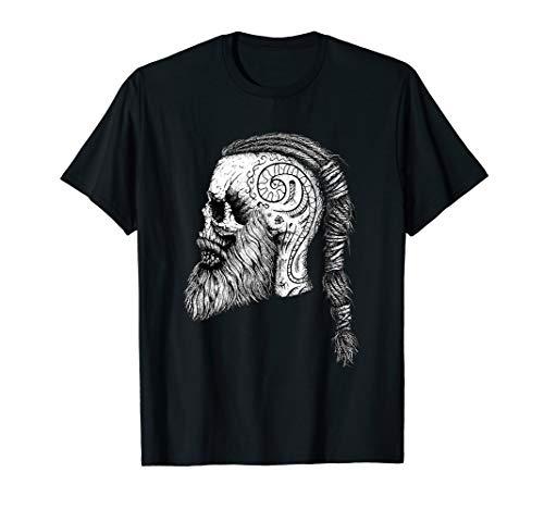 Ragnar Lodbrok T-Shirt Viking Ragnar Lothbrok TShirt T-Shirt