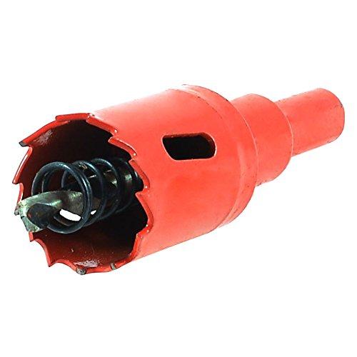 Cikuso 4,8 mm Krone von Bit Schneid-Holz 23 mm Durchmesser Bimetall Lochsaege Cutter Elektro-Werkzeug