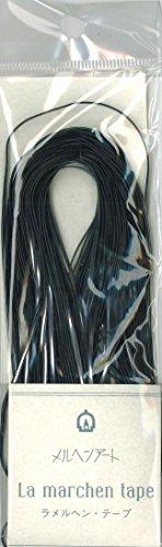 メルヘンアート ラ メルヘン・テープ クラフト 1.5mm col.101 グレー 15g 約12m 1玉