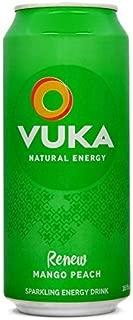 Vuka Energy Drink Renew 16oz/12