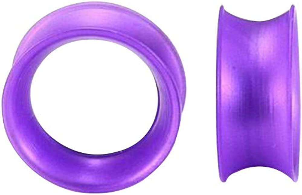 Kaos Royal Purple Silicone Skin Eyelet Over item handling 10g Softwear to 1