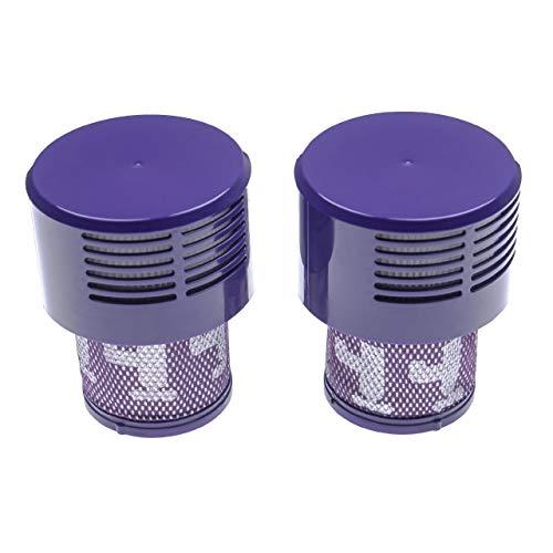 vhbw Set de 2X filtros reemplaza Dyson 969082-01 Filtro para - Filtro HEPA antialérgico