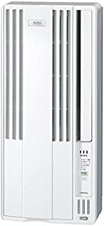 コロナ 窓用エアコン(冷房専用・おもに4~6畳用 シェルホワイト)CORONA CW-FA1618-WS