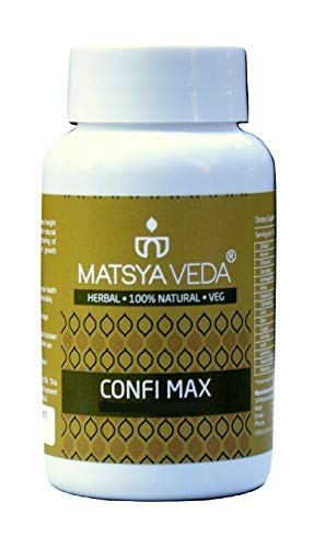 Matsya Veda Confi Max Height Supplement - 60 Capsules