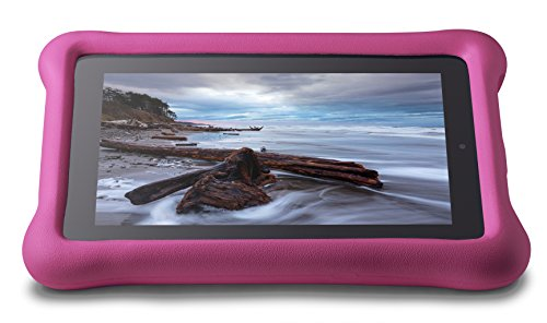 Amazon FreeTime Kid-Proof Case for Amazon Fire (Previous Generation - 5th), Pink