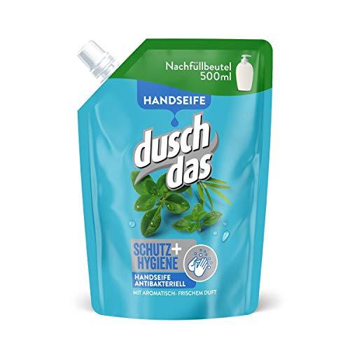 Duschdas Nachfüllseife für hygienisch saubere Hände mit antibakteriellem Effekt, 1 Stück (500 ml)