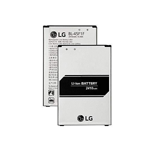 Bateria Original LG Modelo BL-45F1F con 2410 mAh De Capacidad para LG K8 2017 - Bulk