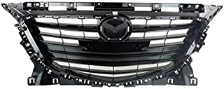 Koolzap For 14-16 Mazda 3 & Mazda3 Sport (w/o Collision Warning) Front Grill Grille Assembly