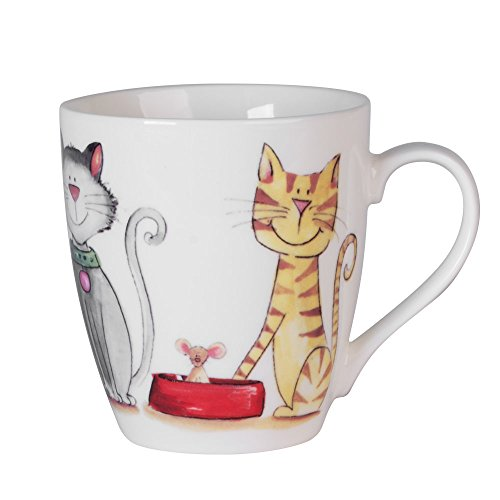 Trend'up - tasse 23cl chats