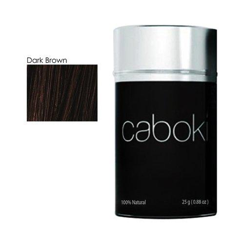 Caboki Hair Building Fibers-Dark Brown (25 g)
