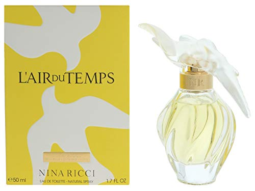 Nina Ricci L´Air du Temps 50 ml EDT Eau de Toilette Spray