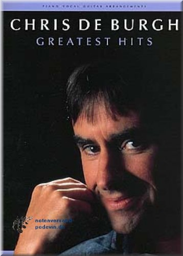 CHRIS DE BURGH - GREATEST HITS - Songbook Noten [Musiknoten]