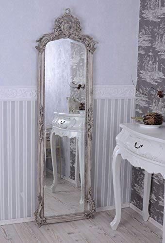 Hallenspiegel Rokoko Spiegel Shabby Chic Wandspiegel Rocaillen Palazzo Exclusiv