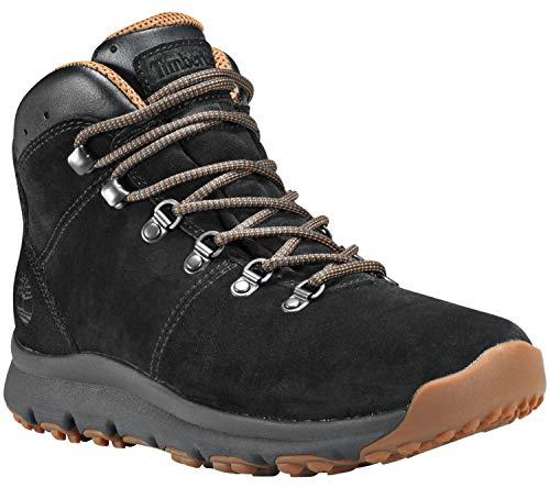 Timberland Herren World Hiker Mid Trekking-& Wanderstiefel Farbe: Schwarz (A1QFL); Größe: EUR 44.5 | US 10.5 | UK 10