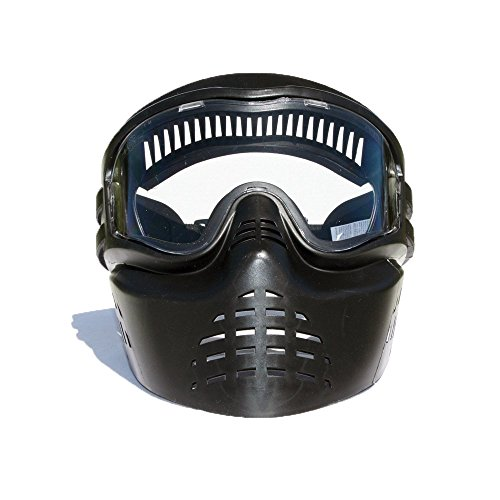 Gen X Global XVSN Paintball Mask (Black) G-302 XVSN