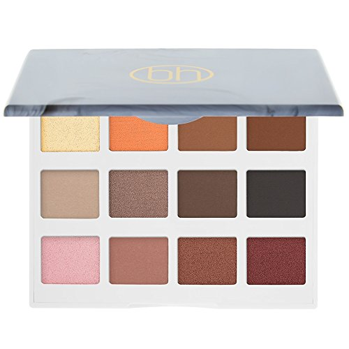 Marble Collection - Warm Stone - 12 Color Eyeshadow Palette by BHCosmetics